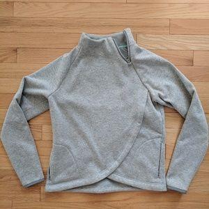 Athleta Girls Grey Pullover